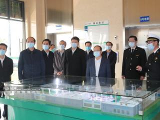 鹿心社到中国(广西)自由贸易试验区建设指挥部调研