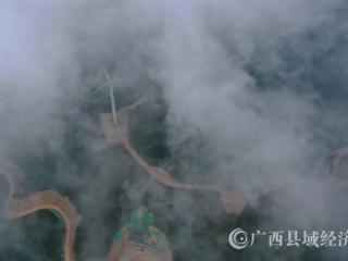 """融安县:云雾""""风车""""生态游助力脱贫攻坚"""