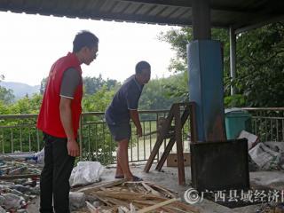 环江洛阳镇玉合村:建设美丽乡村 实现乡村振兴