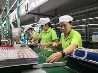 罗城县:加快扶贫车间建设 助力贫困妇女就业