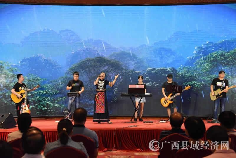 宁明县:举办庆祝花山岩画申遗成功四周年活动