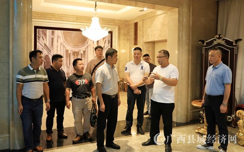 """融安县:组队到东莞市开展""""点对点""""招商引资洽谈"""