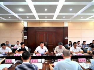 横县:自治区考核组到我县开展2019年度县域经济发展分类考核工作