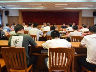 阳朔县:自治区考核组来我县开展2019年度县域经济发展分类考核工作
