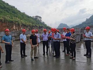 恭城县:全区县域经济发展分类考核小组到我县开展考核工作
