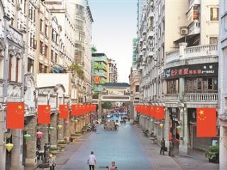 梧州:深耕岭南文化 建设精品工程