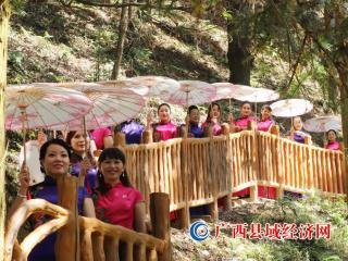 融安县:传统文化助推乡村旅游发展