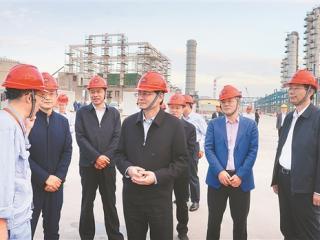 蓝天立:发挥北部湾经济区龙头作用以更高水平开放推动更高质量发展