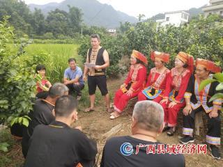 """蒙山县:以""""乡土印记""""推进农村党员教育""""最后一公里""""建设"""