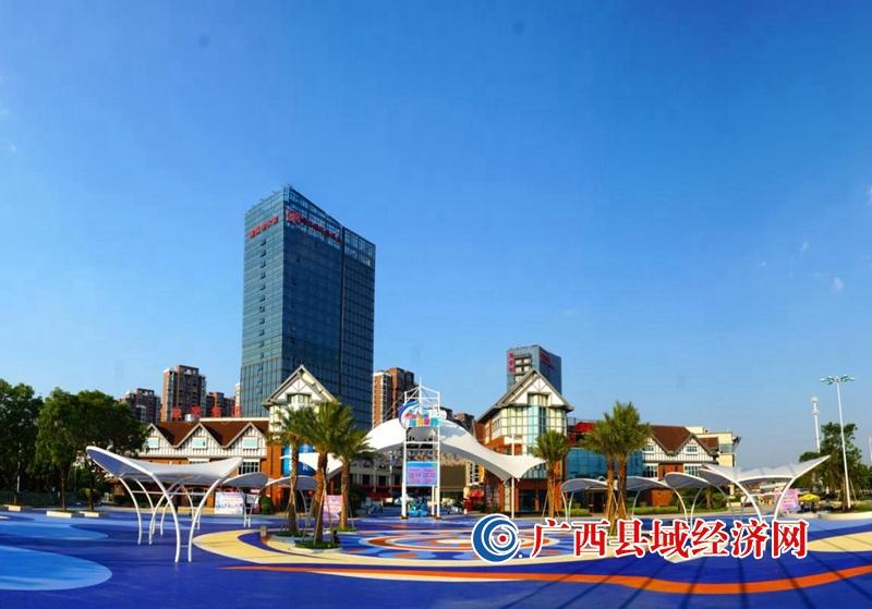 南宁市江南区:着力提升核心实力  推动江南经济高质量发展
