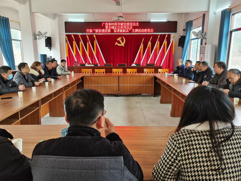 灌阳县:做强茶产业 助推乡村振兴