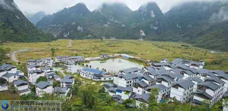凌云县:两家国家AAA级旅游景区正式揭牌