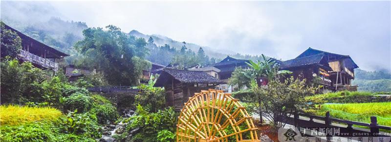 灵川县:旅游产业促发展,脱贫致富奔小康
