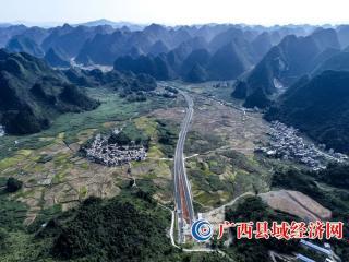 """东兰县:获评全区""""四好农村路""""示范县"""