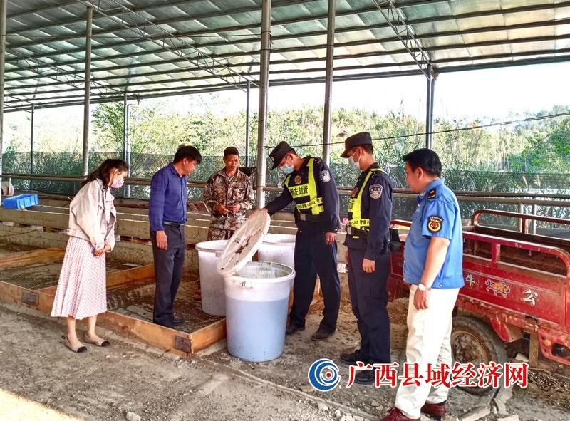 宁明县:开展边境联合清查  确保边境平安和谐