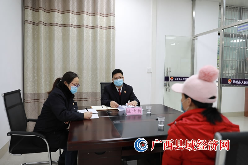 天峨县检察长接访实录|越是复杂的信访诉求,越要坚持依法信访