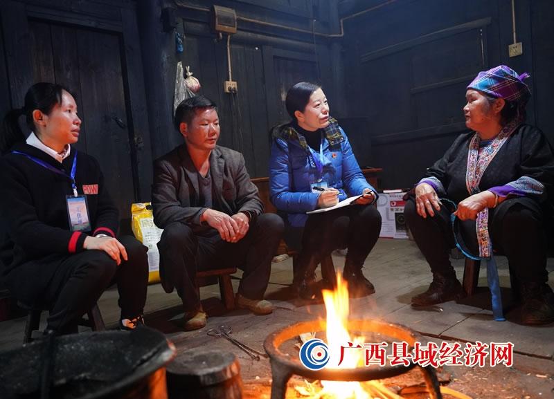 """融水县:聚焦""""四不摘""""助力乡村振兴"""