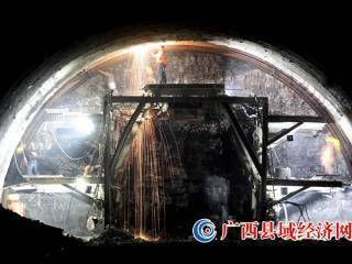 """融安县:高速公路建设按下""""快进键"""""""