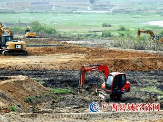 """融安县:实施""""旱改水""""项目助力乡村振兴"""