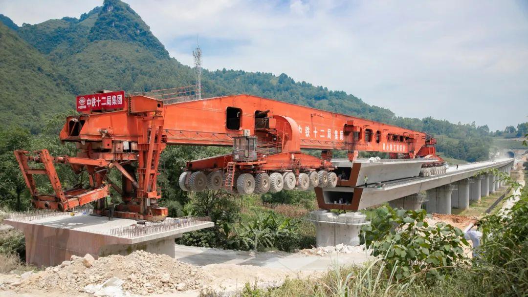 贵南高铁有最新进展!预计2023年底建成通车
