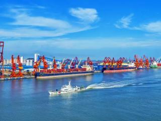 五年克难攻坚 五年硕果累累――防城港港口区初步建成广西一流经济强县(区)综述