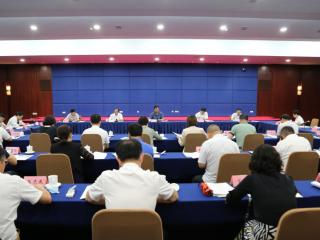 2021年全区文化和旅游年中工作会议在南宁召开