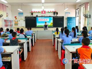 宁明县爱店镇四项举措强力筑牢校园安全网