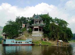 八步区积极打造两广生态文化旅游圈