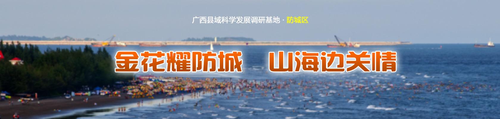 防城区:金花耀防城 山海边关情