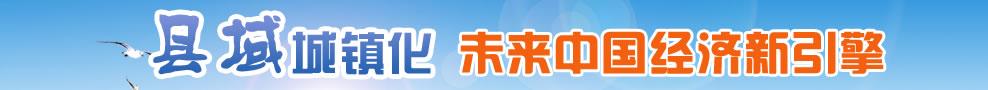 县域城镇化 未来中国经济新引擎