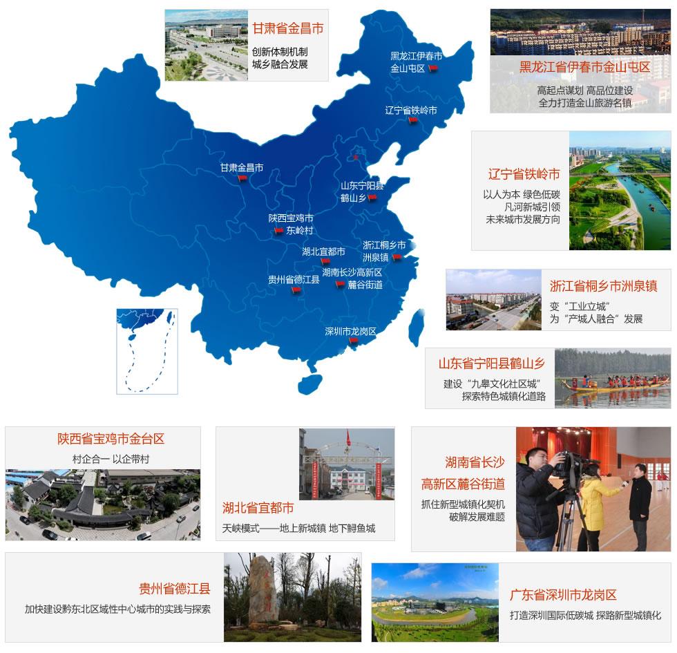 典型样本 探索县域城镇化发展模式